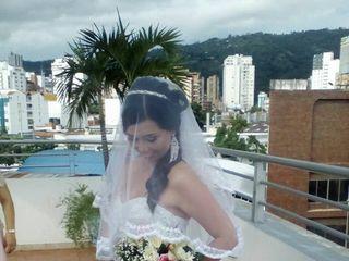 El matrimonio de Yuly y Rafael 2