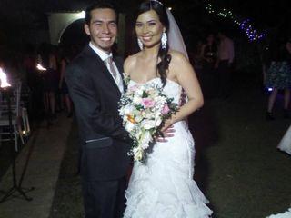El matrimonio de Yuly y Rafael