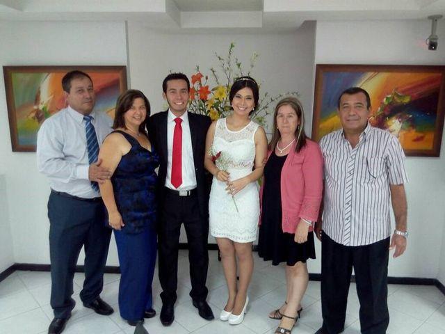 El matrimonio de Rafael y Yuly en Bucaramanga, Santander 1