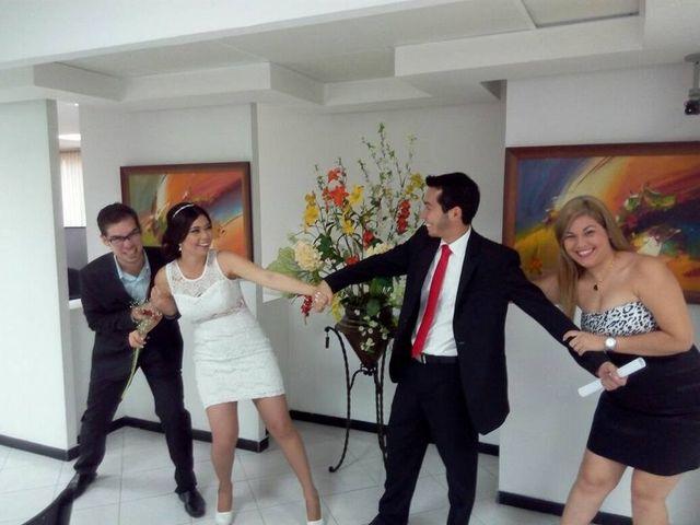 El matrimonio de Rafael y Yuly en Bucaramanga, Santander 2