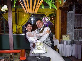 El matrimonio de Marla y Daniel  2