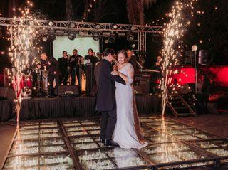 El matrimonio de María Andrea y Esteban