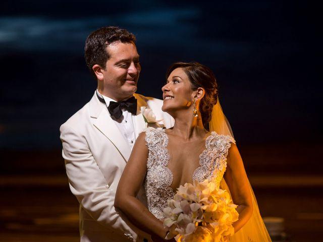 El matrimonio de Carla y Francisco