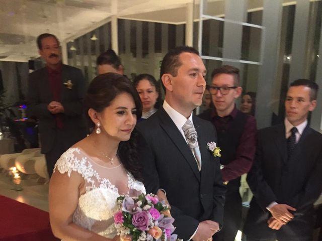 El matrimonio de Maria y Pablo
