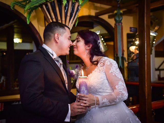 El matrimonio de Daniel  y Marla en Bogotá, Bogotá DC 2