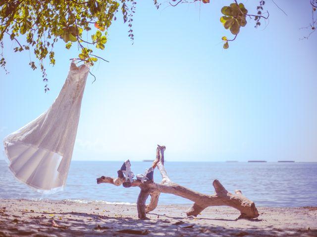 El matrimonio de Fabian y Dolly en Santa Marta, Magdalena 1