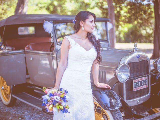 El matrimonio de Fabian y Dolly en Santa Marta, Magdalena 11