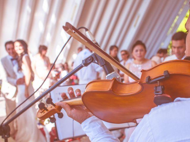 El matrimonio de Fabian y Dolly en Santa Marta, Magdalena 15