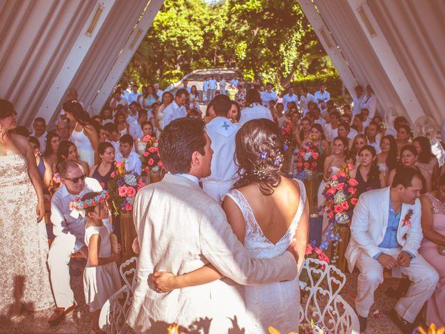 El matrimonio de Fabian y Dolly en Santa Marta, Magdalena 16