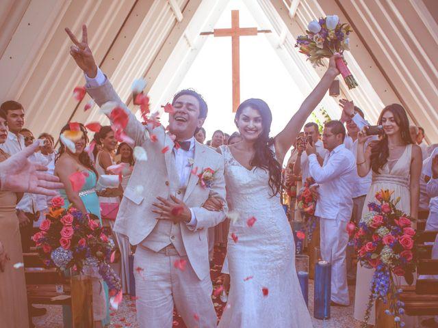 El matrimonio de Fabian y Dolly en Santa Marta, Magdalena 18