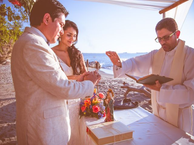 El matrimonio de Fabian y Dolly en Santa Marta, Magdalena 22