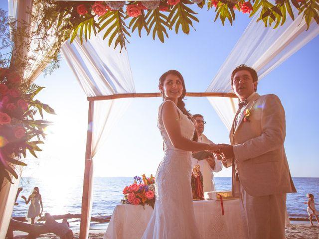 El matrimonio de Fabian y Dolly en Santa Marta, Magdalena 23