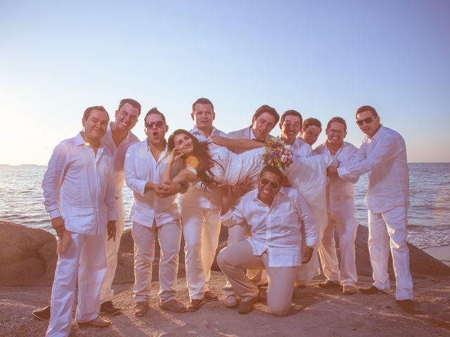 El matrimonio de Fabian y Dolly en Santa Marta, Magdalena 30