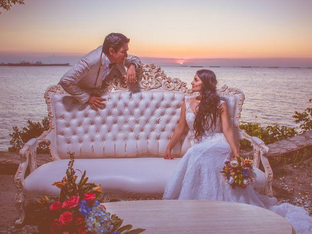 El matrimonio de Fabian y Dolly en Santa Marta, Magdalena 35