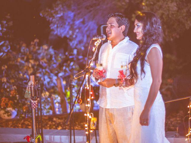 El matrimonio de Fabian y Dolly en Santa Marta, Magdalena 37