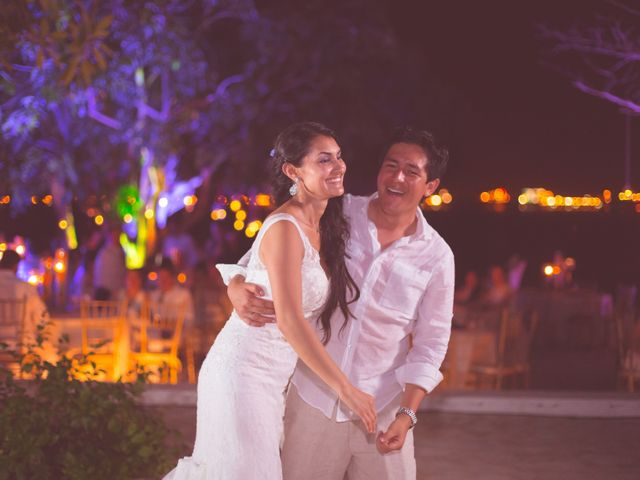 El matrimonio de Fabian y Dolly en Santa Marta, Magdalena 42