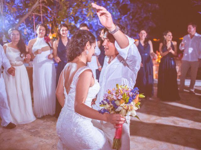El matrimonio de Fabian y Dolly en Santa Marta, Magdalena 43