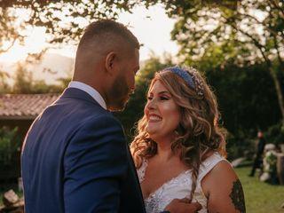 El matrimonio de Lina y Yoimer