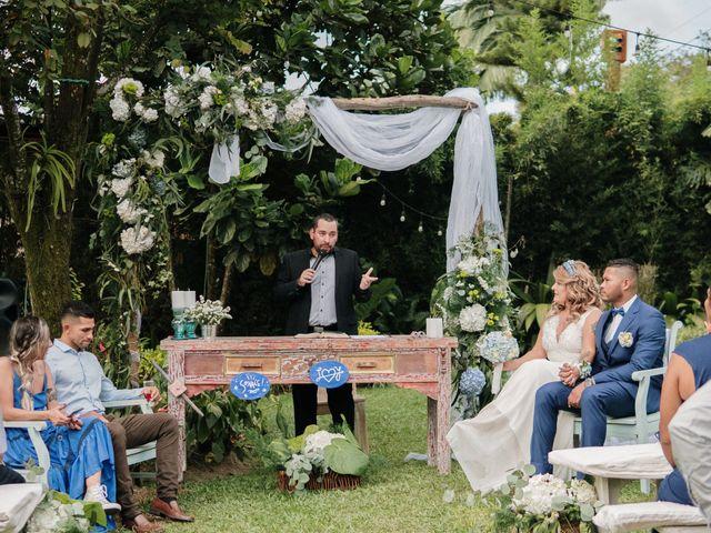 El matrimonio de Yoimer y Lina en Envigado, Antioquia 21