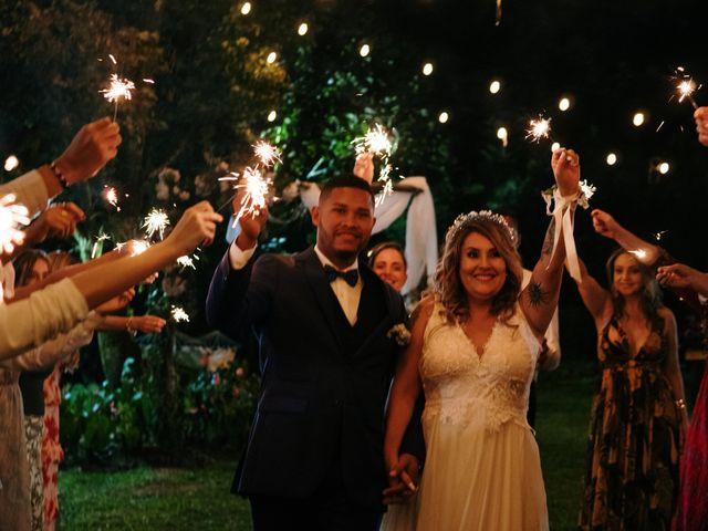 El matrimonio de Yoimer y Lina en Envigado, Antioquia 48