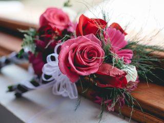 El matrimonio de Sara y Thaddeus 3