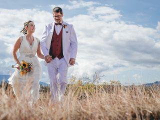 El matrimonio de Sara y Thaddeus