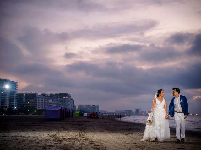 El matrimonio de Luisa y Oscar