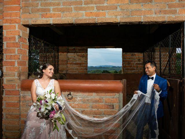 El matrimonio de Karen y Germán