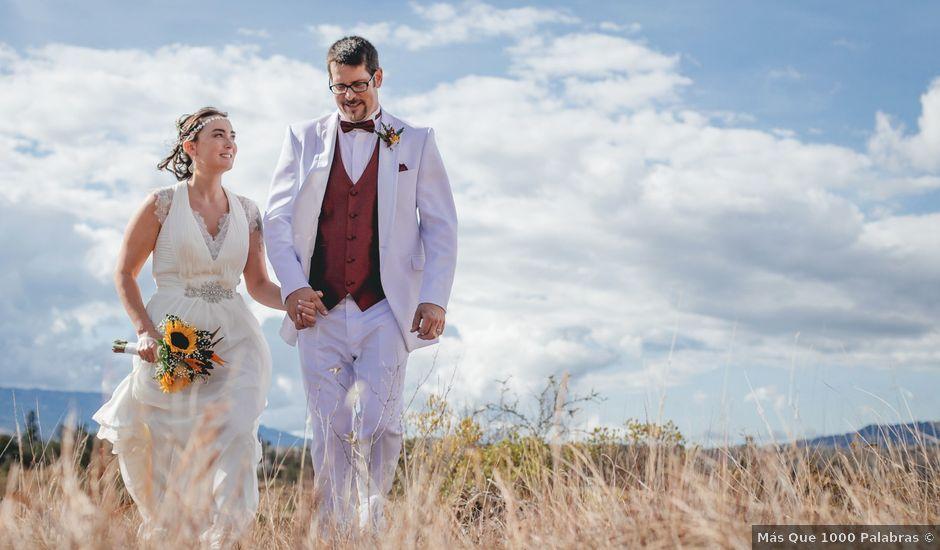 El matrimonio de Thaddeus y Sara en Villa de Leyva, Boyacá