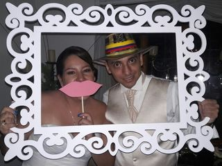 El matrimonio de Maria Teresa y Fabian Alberto