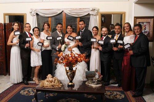 El matrimonio de Fabian Alberto y Maria Teresa en Cali, Valle del Cauca 55