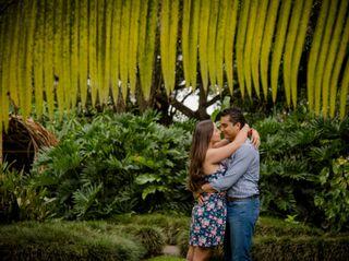 El matrimonio de Luza y Camilo 3