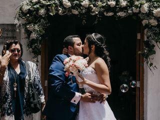 El matrimonio de Juan David y Gina 1