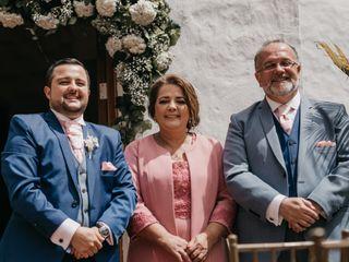 El matrimonio de Juan David y Gina 2