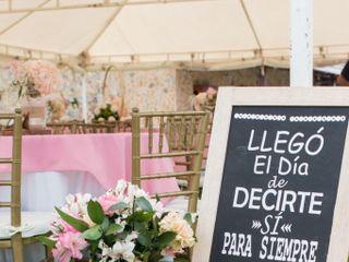 El matrimonio de Cristian y Alejandra 3