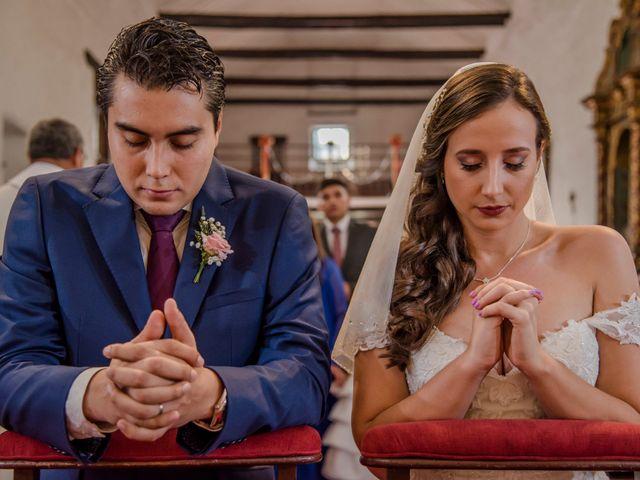 El matrimonio de Camilo y Luza en Cali, Valle del Cauca 1