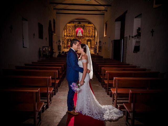 El matrimonio de Camilo y Luza en Cali, Valle del Cauca 2