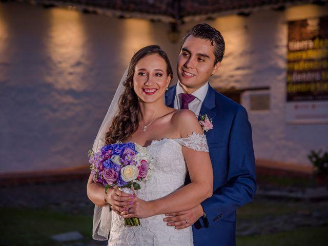 El matrimonio de Luza y Camilo