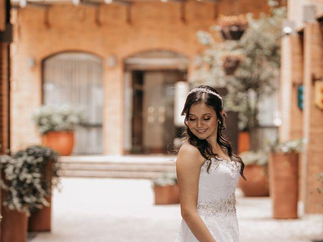 El matrimonio de Gina y Juan David en Bogotá, Bogotá DC 1