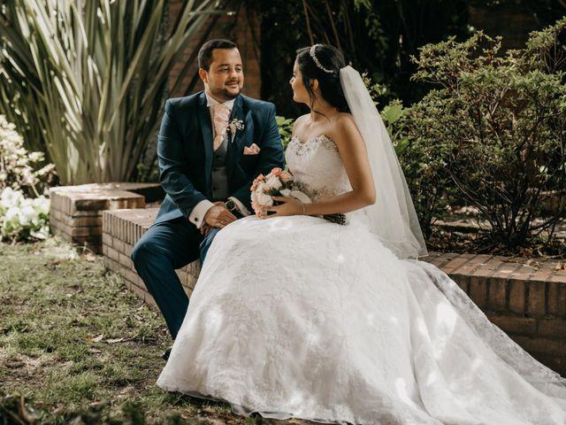 El matrimonio de Gina y Juan David en Bogotá, Bogotá DC 2