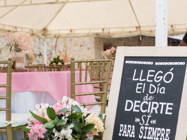 El matrimonio de Alejandra y Cristian en Bello, Antioquia 3