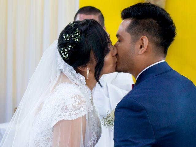 El matrimonio de Alejandra y Cristian en Bello, Antioquia 11