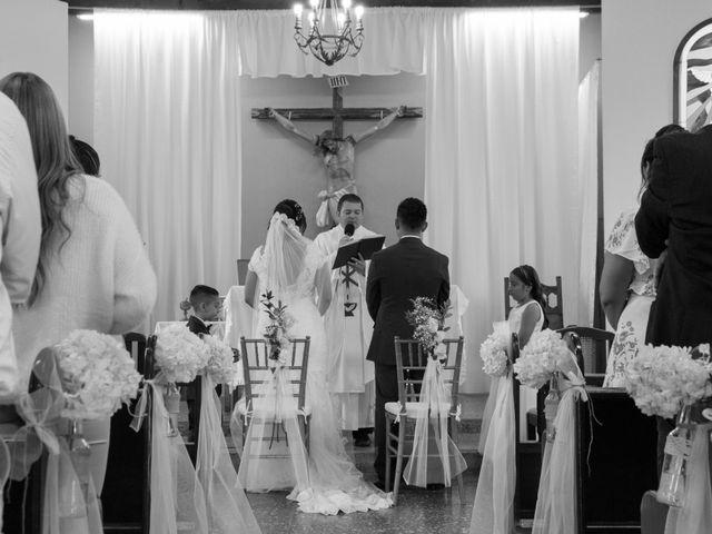 El matrimonio de Alejandra y Cristian en Bello, Antioquia 12