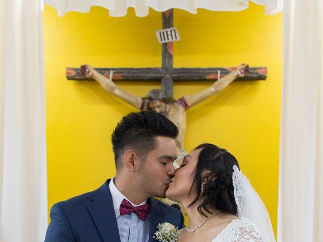 El matrimonio de Alejandra y Cristian en Bello, Antioquia 13