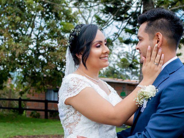 El matrimonio de Alejandra y Cristian en Bello, Antioquia 15