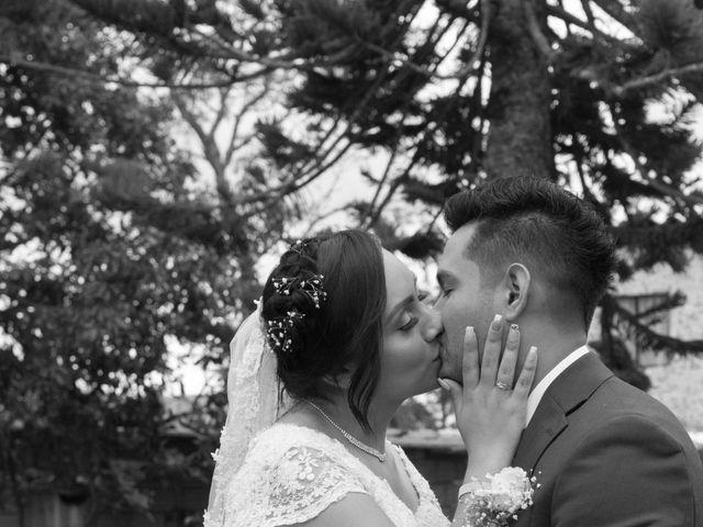 El matrimonio de Alejandra y Cristian en Bello, Antioquia 16