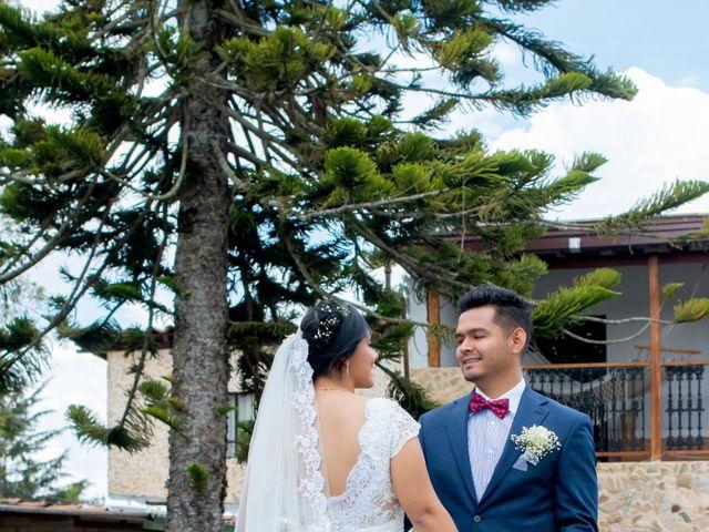 El matrimonio de Alejandra y Cristian en Bello, Antioquia 17