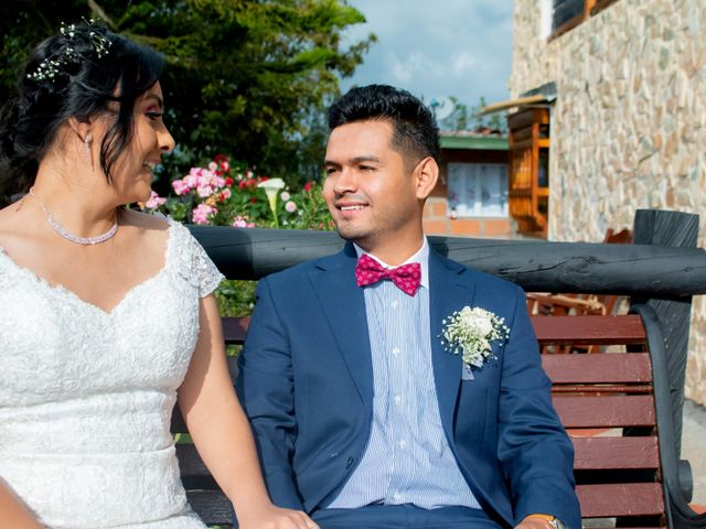 El matrimonio de Alejandra y Cristian en Bello, Antioquia 22