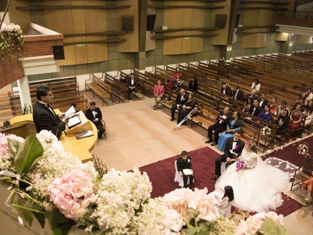 El matrimonio de Fernando y Sandra en Bogotá, Bogotá DC 14