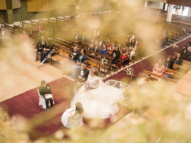 El matrimonio de Fernando y Sandra en Bogotá, Bogotá DC 15